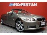 2008 Platinum Bronze Metallic BMW 3 Series 335i Convertible #46397556