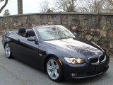 2008 Monaco Blue Metallic BMW 3 Series 335i Convertible #46397205