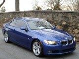 2008 Montego Blue Metallic BMW 3 Series 335i Coupe #46397206