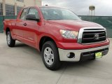 2011 Barcelona Red Metallic Toyota Tundra Double Cab #46397358