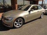 2008 Platinum Bronze Metallic BMW 3 Series 328xi Coupe #46397216