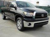2011 Black Toyota Tundra CrewMax #46397360