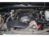 2003 Chevrolet Silverado 2500HD LS Extended Cab 4x4 6.0 Liter OHV 16-Valve Vortec V8 Engine