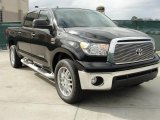 2011 Black Toyota Tundra Texas Edition CrewMax #46397366
