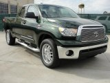 2011 Spruce Green Mica Toyota Tundra Texas Edition Double Cab #46397369