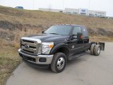 2011 Ford F350 Super Duty XLT SuperCab 4x4 Chassis Data, Info and Specs