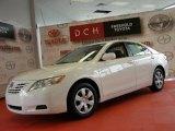2008 Super White Toyota Camry CE #46397802