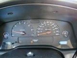 2004 Dodge Dakota Club Cab Gauges