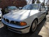 2000 Titanium Silver Metallic BMW 5 Series 540i Sedan #46397608