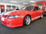 2002 Torch Red Ford Mustang Roush Stage 3 Coupe #46397610