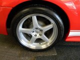 2002 Ford Mustang Roush Stage 3 Coupe Wheel