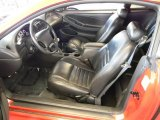 2002 Ford Mustang Roush Stage 3 Coupe Black Roush Sport Leather Interior