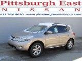 2009 Saharan Stone Metallic Nissan Murano SL AWD #46397615