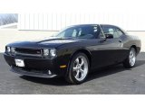 2011 Brilliant Black Crystal Pearl Dodge Challenger R/T Classic #46397934