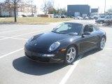 2005 Black Porsche 911 Carrera Cabriolet #46397672