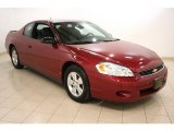 2006 Sport Red Metallic Chevrolet Monte Carlo LT #46397688