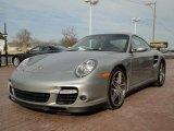 2008 Porsche 911 GT Silver Metallic