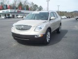 Gold Mist Metallic Buick Enclave in 2011