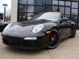 2011 Porsche 911 Black