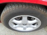 Volvo 850 1997 Wheels and Tires