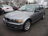 2004 Titanium Silver Metallic BMW 3 Series 325xi Sedan #46455790
