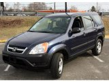 2004 Honda CR-V Eternal Blue Pearl