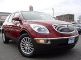 2008 Red Jewel Buick Enclave CXL AWD #46456151