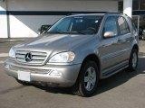 2005 Pewter Metallic Mercedes-Benz ML 350 4Matic #4622946