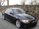 2010 Jet Black BMW 3 Series 335i Coupe #46455684