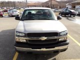 2005 Silver Birch Metallic Chevrolet Silverado 1500 Regular Cab #46456006