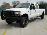 2004 Ford F350 Super Duty XL Crew Cab 4x4 Data, Info and Specs