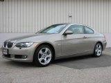 2007 Platinum Bronze Metallic BMW 3 Series 328xi Coupe #46455861
