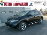 2011 Super Black Nissan Murano LE AWD #46456065