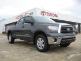 2011 Magnetic Gray Metallic Toyota Tundra Double Cab 4x4 #46455886