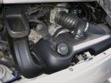 2007 Porsche 911 Carrera 4 Coupe 3.6 Liter DOHC 24V VarioCam Flat 6 Cylinder Engine