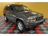 2002 Graphite Metallic Jeep Grand Cherokee Laredo 4x4 #46455932