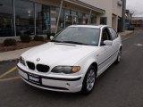 2003 Alpine White BMW 3 Series 325xi Sedan #46500507