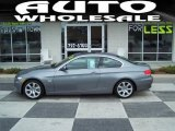 2010 Space Gray Metallic BMW 3 Series 335i Coupe #46500354