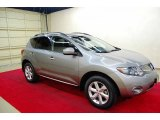 2009 Platinum Graphite Metallic Nissan Murano SL #46500036