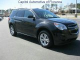 2011 Black Granite Metallic Chevrolet Equinox LT #46500526
