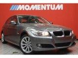 2011 Space Gray Metallic BMW 3 Series 328i Sedan #46500395