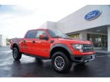 2011 Ford F150 SVT Raptor SuperCrew 4x4