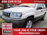 2002 Stone White Jeep Grand Cherokee Laredo #46500594