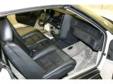 1990 Cadillac Allante Interiors