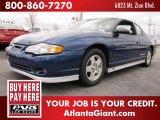 2003 Superior Blue Metallic Chevrolet Monte Carlo SS #46500601