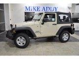 2011 Sahara Tan Jeep Wrangler Sport 4x4 #46500132