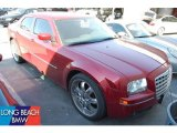 2008 Inferno Red Crystal Pearl Chrysler 300 Touring #46500228