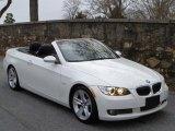 2008 Alpine White BMW 3 Series 335i Convertible #46499992
