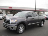 2011 Magnetic Gray Metallic Toyota Tundra TRD Double Cab 4x4 #46500298