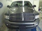 2004 Graphite Metallic Dodge Ram 1500 SLT Quad Cab 4x4 #46545724